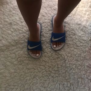 Nike Shoes - Nike slides